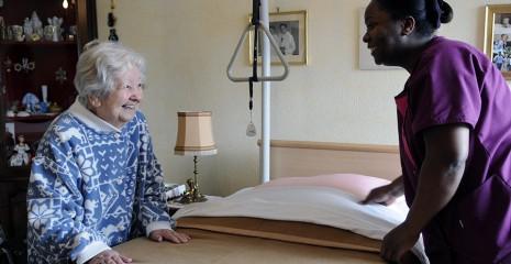 Aide à domicile pour personnes âgées à Sélestat